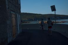 Somewhere on island vis
