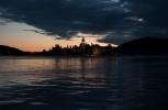 Pirovo at dawn