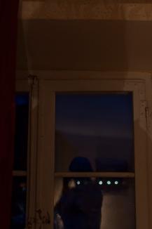 iniguing window of Komiza