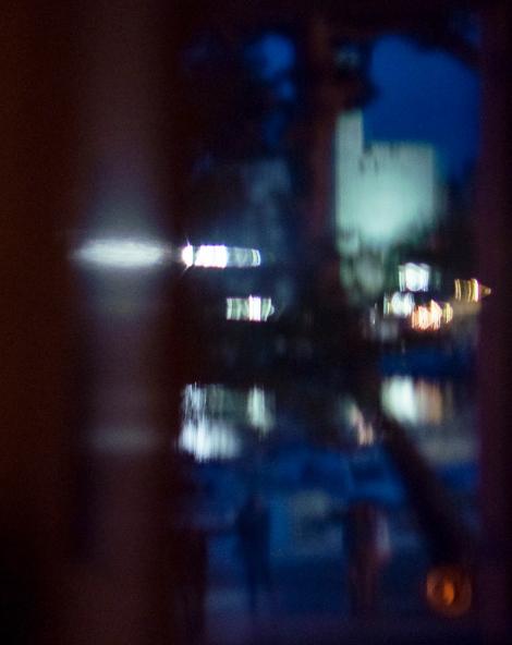 in Komizan night